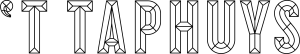 Taphuys_Logo_Lijn zwart